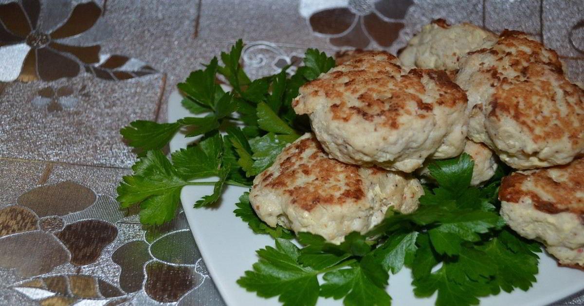 Биточки из щуки рецепт с фото пошагово
