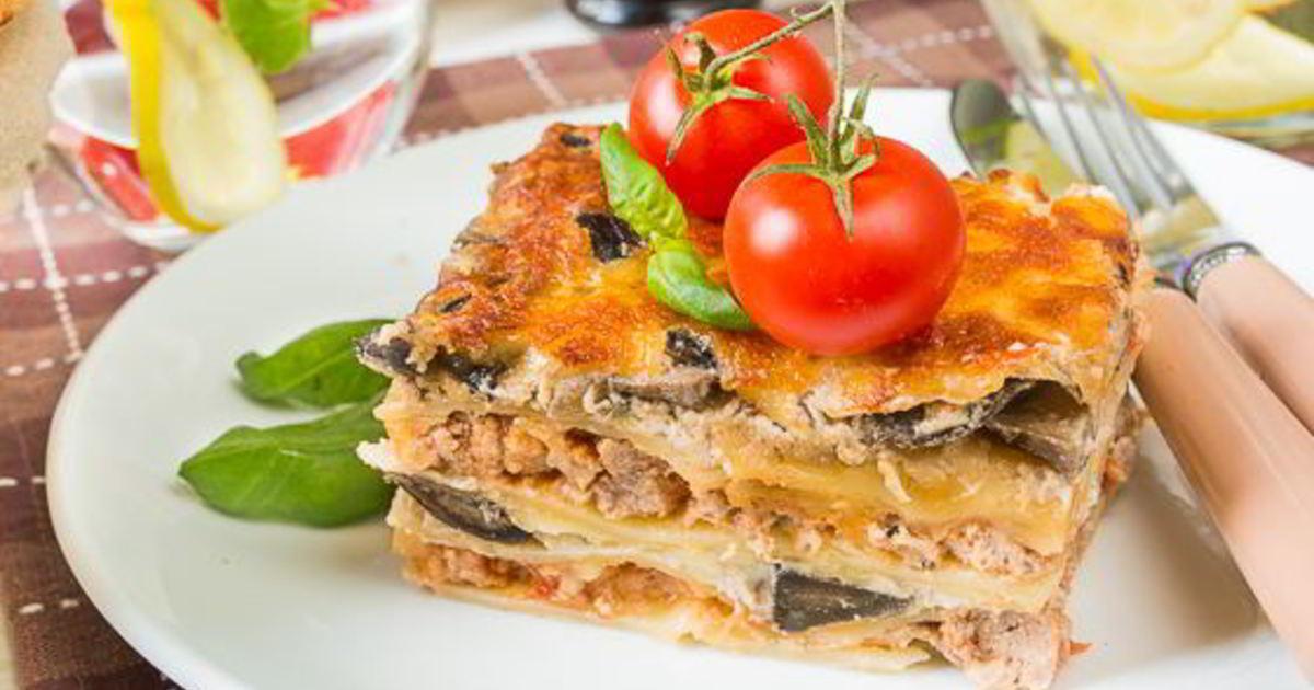 лазанья мясная пошаговый рецепт с фото субботу здесь