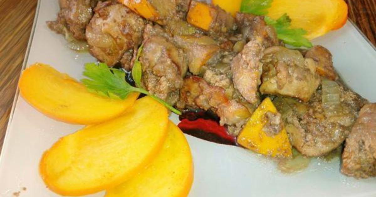 рецепты из печени куриной с фото пошагово взбитые желтки яйца