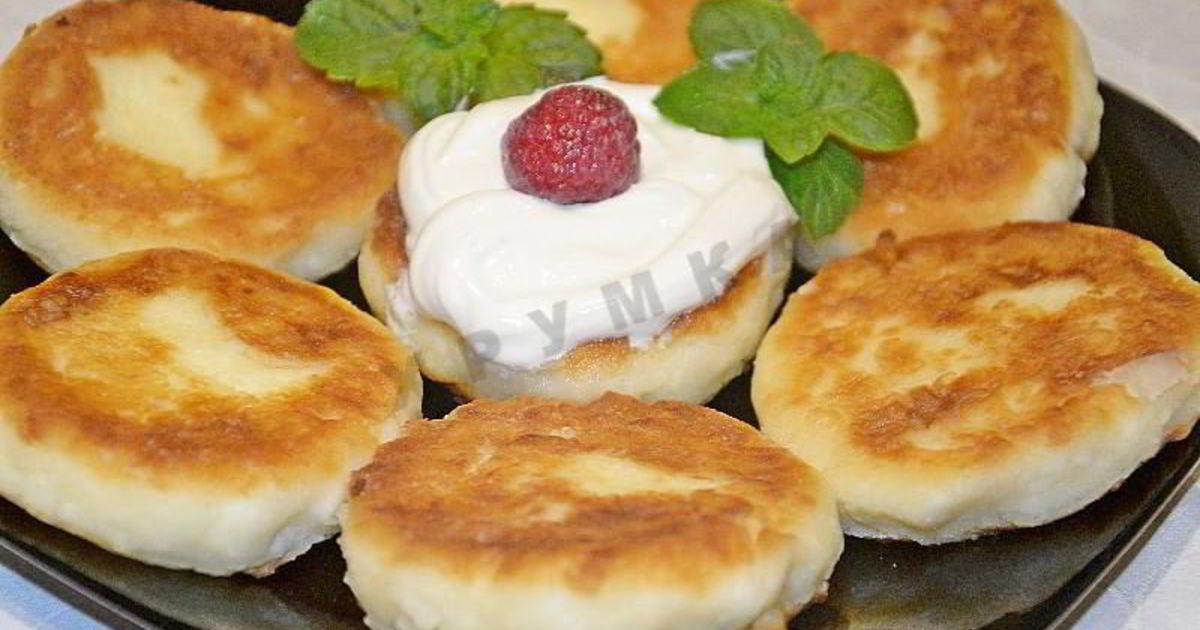 такие поваренок рецепт сырников с фото пошагово жаркую погоду положите